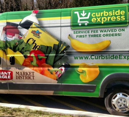 Curbside Express Survey