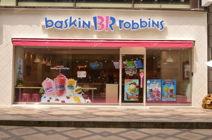 Baskin Robbins Feedback Survey