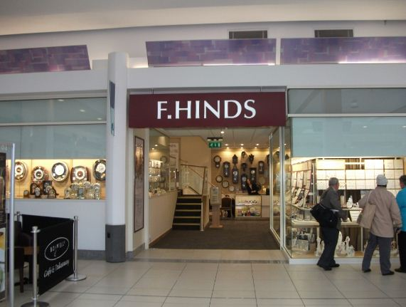 F.Hinds Guest Opinion Survey