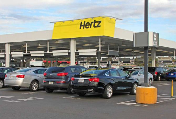 Hertz Guest Opinion Survey