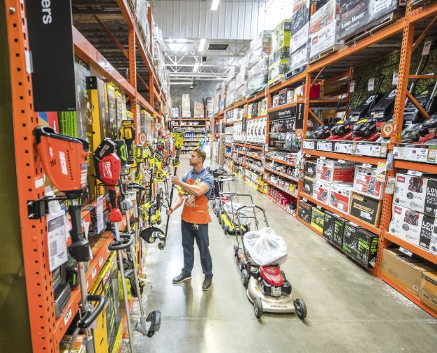 Home Depot Guest Experience Survey
