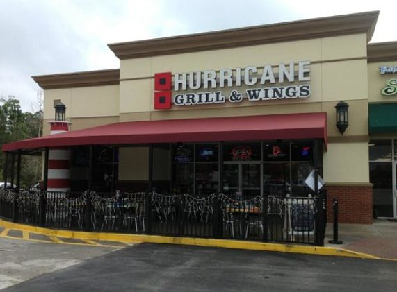 Hurricane Grill & Wings Customer Survey