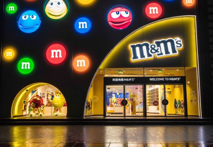 M&M'S World Customer Survey