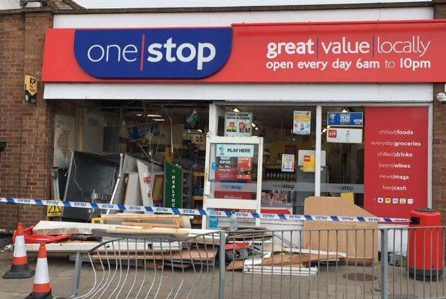 One Stop Stores Guest Opinion Survey