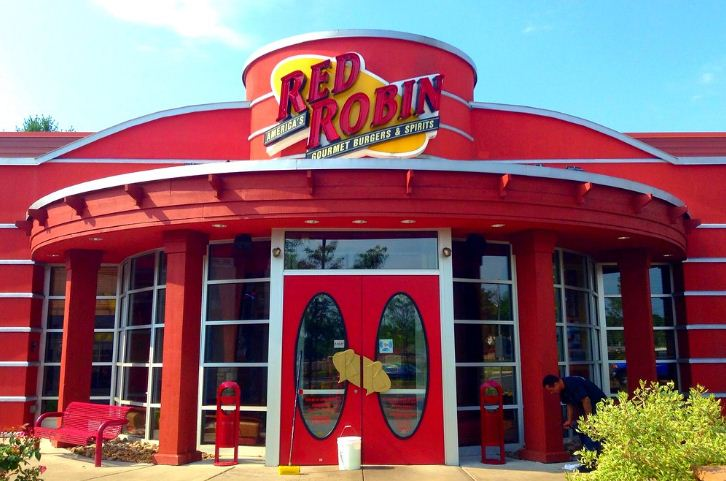 Red Robin Guest Experience Survey