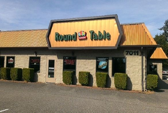 Round Table Pizza Guest Opinion Survey