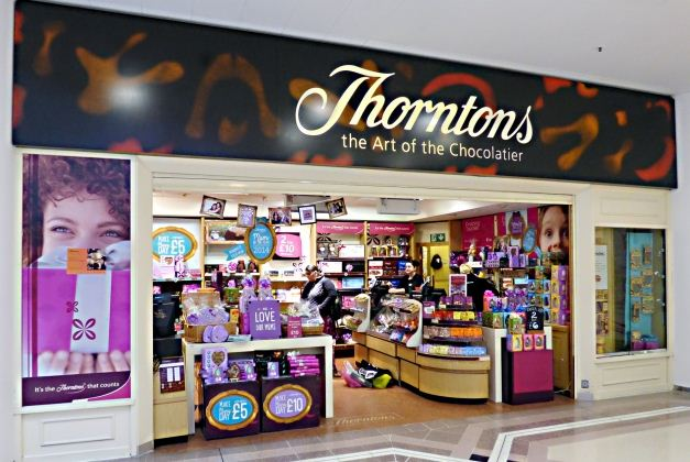 Thorntons Customer Opinion Survey